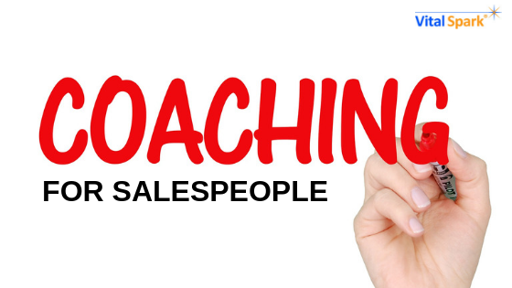 Coaching - For Salespeople